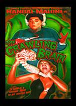 crawling brain poster