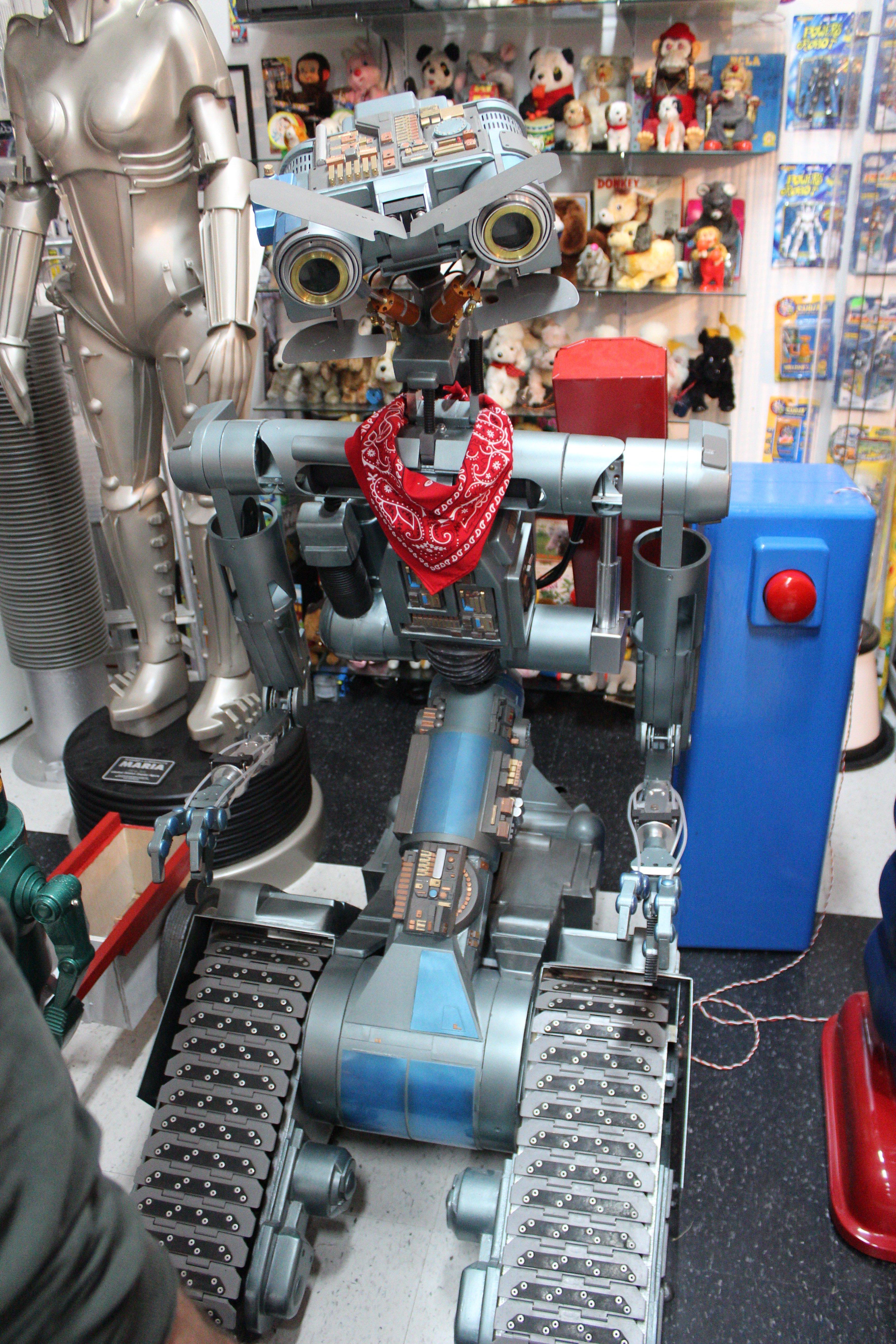 Robot 5 leoni